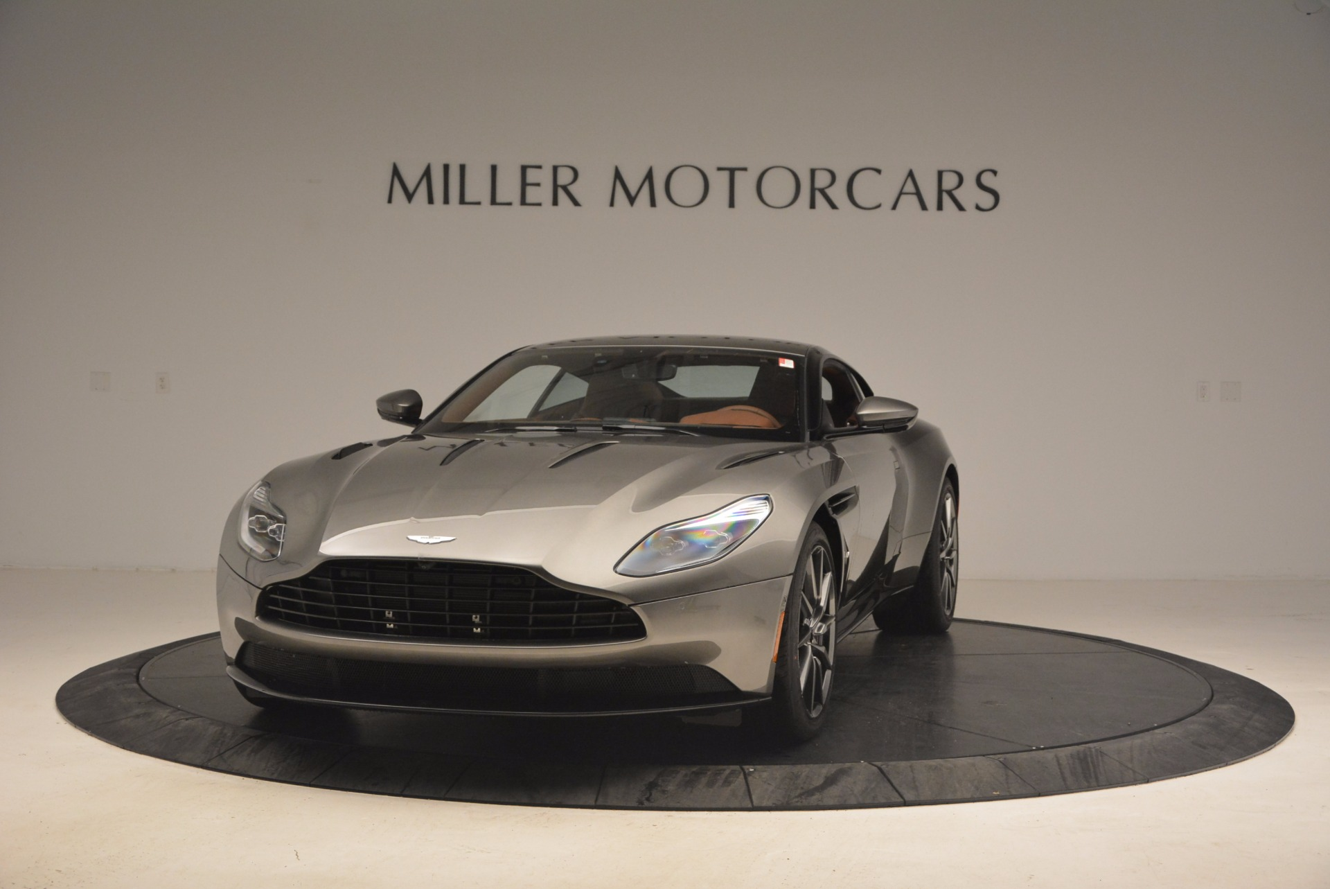 Used 2017 Aston Martin DB11 for sale Sold at Maserati of Greenwich in Greenwich CT 06830 1