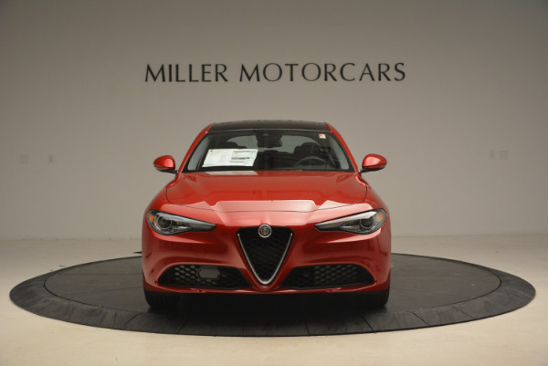 New 2017 Alfa Romeo Giulia Ti Q4 for sale Sold at Maserati of Greenwich in Greenwich CT 06830 12
