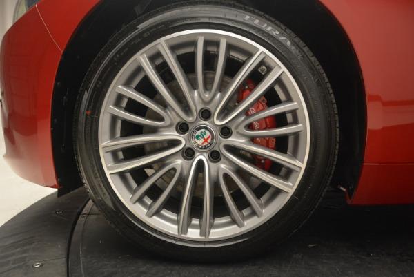 New 2017 Alfa Romeo Giulia Ti Q4 for sale Sold at Maserati of Greenwich in Greenwich CT 06830 25