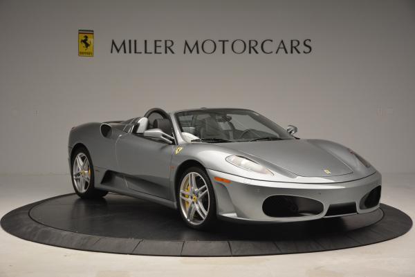 Used 2009 Ferrari F430 Spider F1 for sale Sold at Maserati of Greenwich in Greenwich CT 06830 11