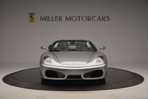 Used 2009 Ferrari F430 Spider F1 for sale Sold at Maserati of Greenwich in Greenwich CT 06830 12