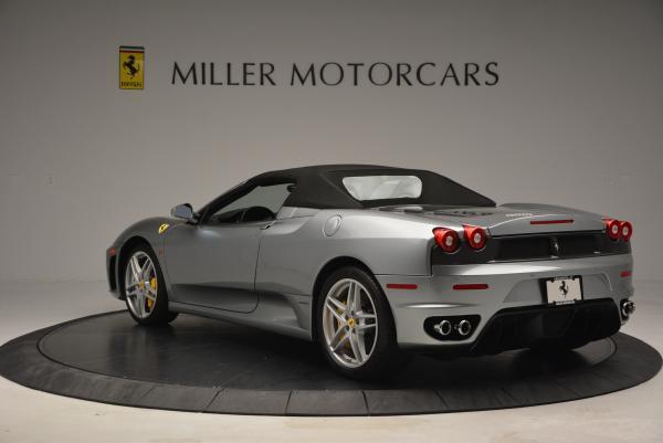 Used 2009 Ferrari F430 Spider F1 for sale Sold at Maserati of Greenwich in Greenwich CT 06830 17