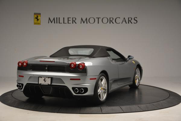 Used 2009 Ferrari F430 Spider F1 for sale Sold at Maserati of Greenwich in Greenwich CT 06830 19