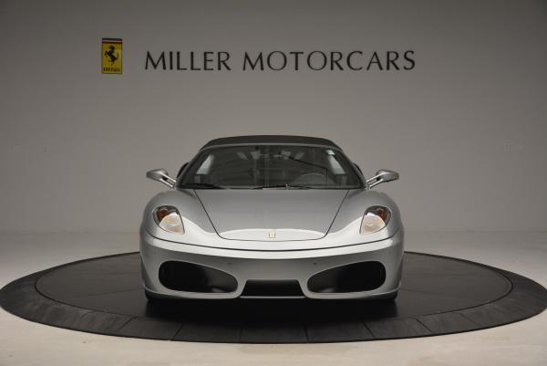 Used 2009 Ferrari F430 Spider F1 for sale Sold at Maserati of Greenwich in Greenwich CT 06830 24