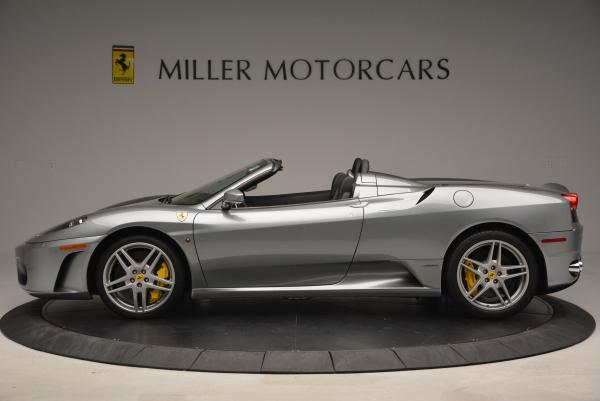 Used 2009 Ferrari F430 Spider F1 for sale Sold at Maserati of Greenwich in Greenwich CT 06830 3