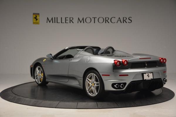 Used 2009 Ferrari F430 Spider F1 for sale Sold at Maserati of Greenwich in Greenwich CT 06830 5