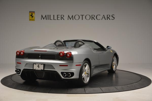 Used 2009 Ferrari F430 Spider F1 for sale Sold at Maserati of Greenwich in Greenwich CT 06830 7
