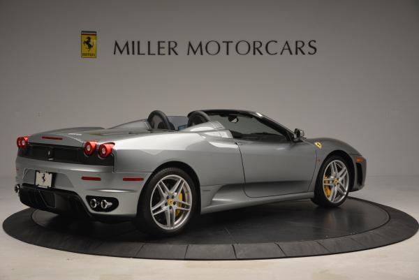 Used 2009 Ferrari F430 Spider F1 for sale Sold at Maserati of Greenwich in Greenwich CT 06830 8
