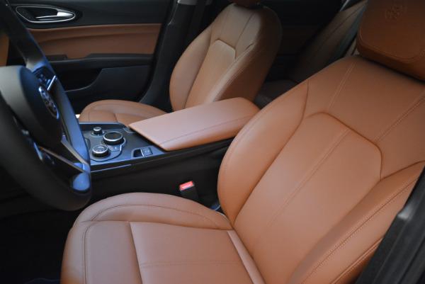 New 2017 Alfa Romeo Giulia Q4 for sale Sold at Maserati of Greenwich in Greenwich CT 06830 10