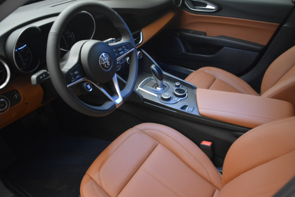 New 2017 Alfa Romeo Giulia Q4 for sale Sold at Maserati of Greenwich in Greenwich CT 06830 11