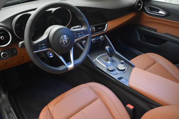 New 2017 Alfa Romeo Giulia Q4 for sale Sold at Maserati of Greenwich in Greenwich CT 06830 12