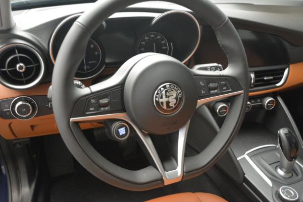 New 2017 Alfa Romeo Giulia Q4 for sale Sold at Maserati of Greenwich in Greenwich CT 06830 13