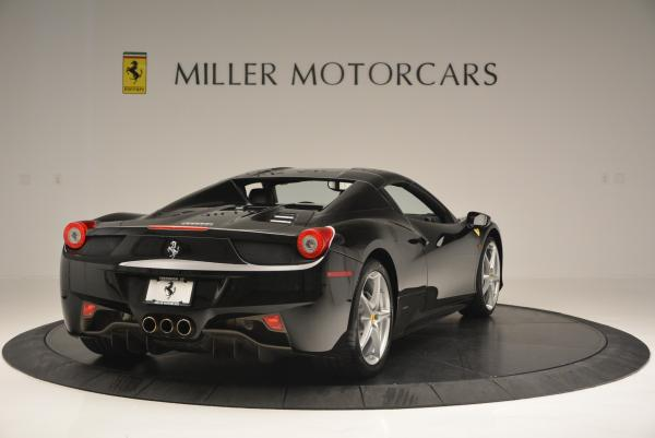 Used 2013 Ferrari 458 Spider for sale Sold at Maserati of Greenwich in Greenwich CT 06830 19
