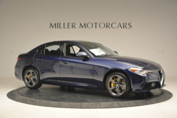 New 2017 Alfa Romeo Giulia Q4 for sale Sold at Maserati of Greenwich in Greenwich CT 06830 10