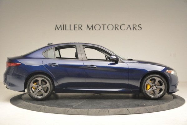 New 2017 Alfa Romeo Giulia Q4 for sale Sold at Maserati of Greenwich in Greenwich CT 06830 9