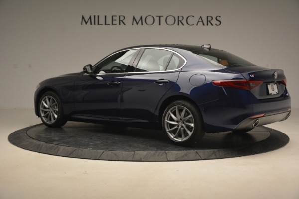 New 2017 Alfa Romeo Giulia Q4 for sale Sold at Maserati of Greenwich in Greenwich CT 06830 4