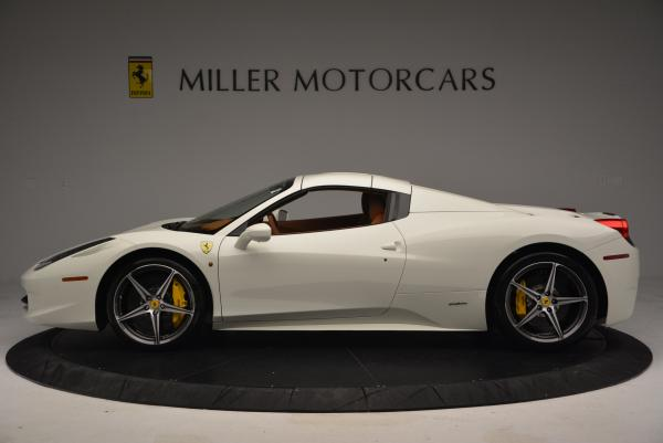 Used 2012 Ferrari 458 Spider for sale Sold at Maserati of Greenwich in Greenwich CT 06830 15