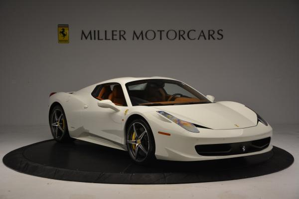 Used 2012 Ferrari 458 Spider for sale Sold at Maserati of Greenwich in Greenwich CT 06830 23