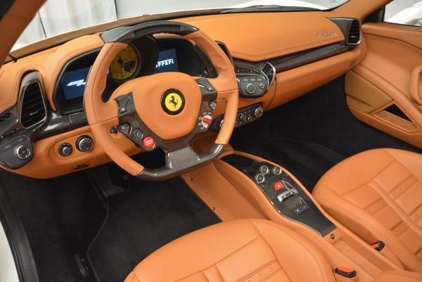 Used 2012 Ferrari 458 Spider for sale Sold at Maserati of Greenwich in Greenwich CT 06830 25