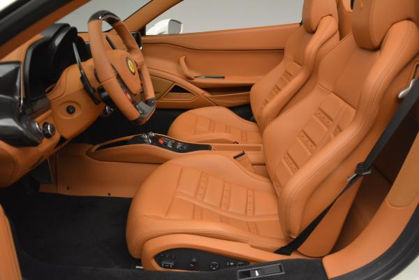 Used 2012 Ferrari 458 Spider for sale Sold at Maserati of Greenwich in Greenwich CT 06830 26