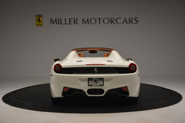 Used 2012 Ferrari 458 Spider for sale Sold at Maserati of Greenwich in Greenwich CT 06830 6
