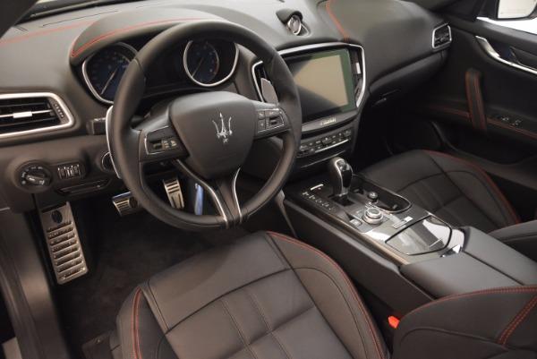 New 2017 Maserati Ghibli SQ4 S Q4 Nerissimo Edition for sale Sold at Maserati of Greenwich in Greenwich CT 06830 13