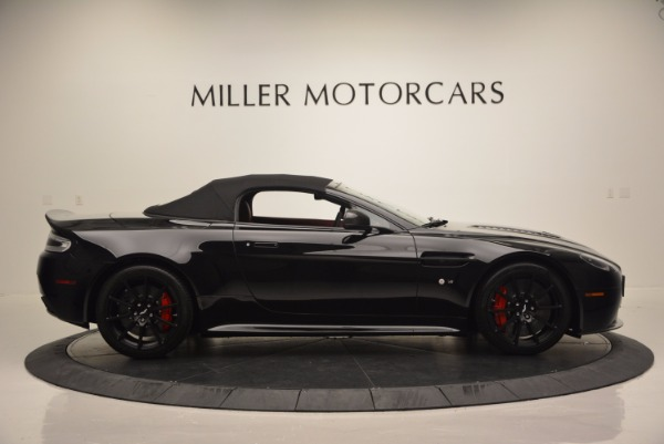 Used 2015 Aston Martin V12 Vantage S Roadster for sale Sold at Maserati of Greenwich in Greenwich CT 06830 15