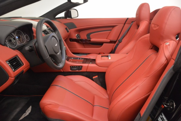 Used 2015 Aston Martin V12 Vantage S Roadster for sale Sold at Maserati of Greenwich in Greenwich CT 06830 20