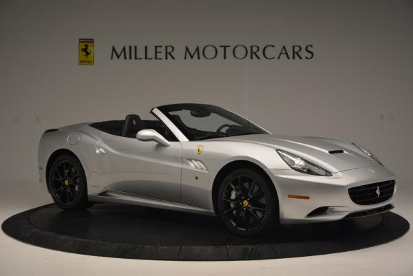 Used 2012 Ferrari California for sale Sold at Maserati of Greenwich in Greenwich CT 06830 10