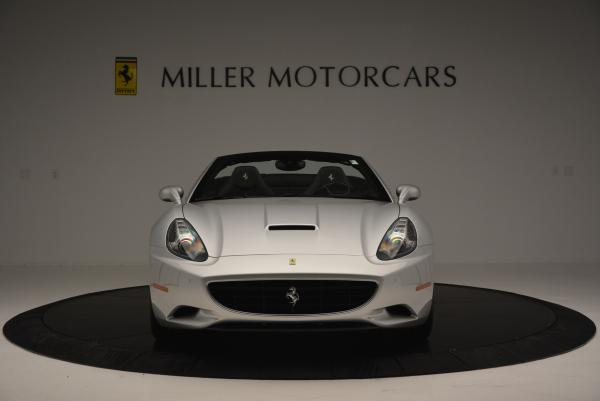 Used 2012 Ferrari California for sale Sold at Maserati of Greenwich in Greenwich CT 06830 12