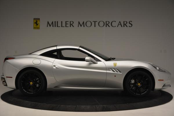 Used 2012 Ferrari California for sale Sold at Maserati of Greenwich in Greenwich CT 06830 21