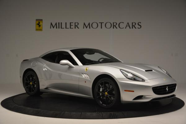 Used 2012 Ferrari California for sale Sold at Maserati of Greenwich in Greenwich CT 06830 22