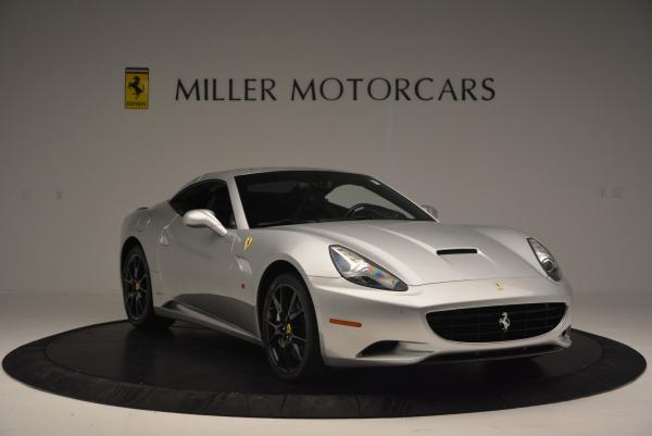 Used 2012 Ferrari California for sale Sold at Maserati of Greenwich in Greenwich CT 06830 23
