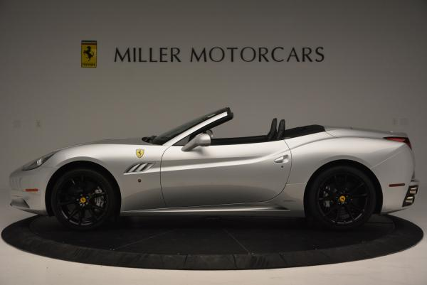 Used 2012 Ferrari California for sale Sold at Maserati of Greenwich in Greenwich CT 06830 3