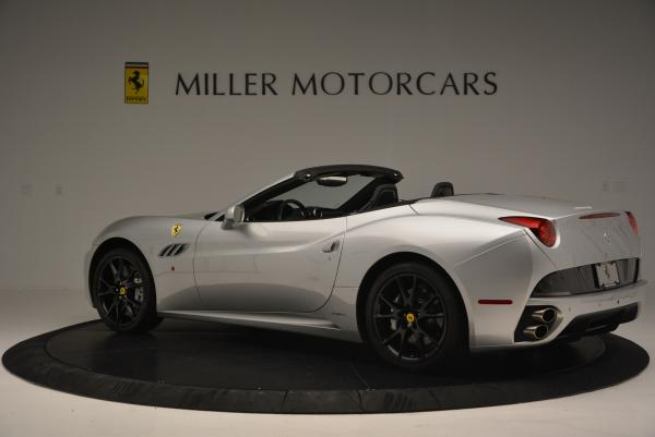 Used 2012 Ferrari California for sale Sold at Maserati of Greenwich in Greenwich CT 06830 4