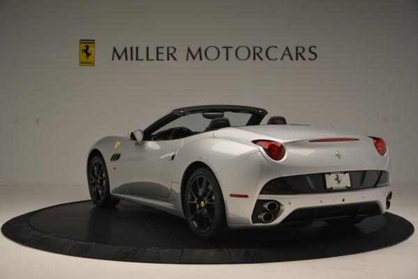 Used 2012 Ferrari California for sale Sold at Maserati of Greenwich in Greenwich CT 06830 5