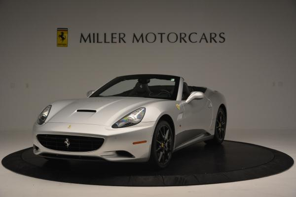 Used 2012 Ferrari California for sale Sold at Maserati of Greenwich in Greenwich CT 06830 1