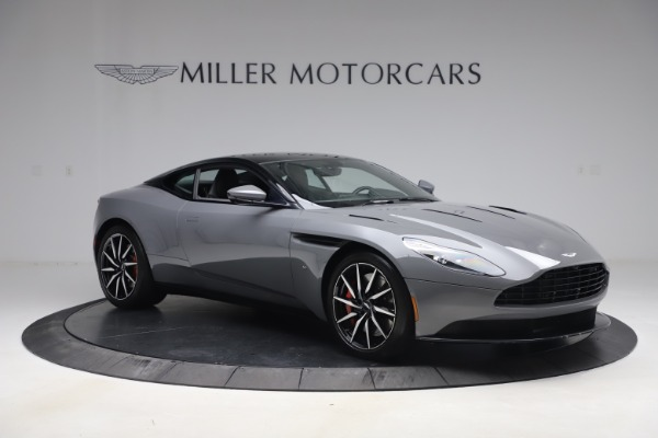 Used 2017 Aston Martin DB11 for sale $149,900 at Maserati of Greenwich in Greenwich CT 06830 10