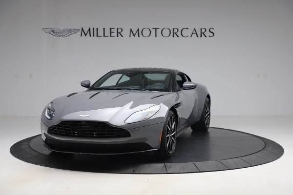 Used 2017 Aston Martin DB11 V12 for sale $149,900 at Maserati of Greenwich in Greenwich CT 06830 12