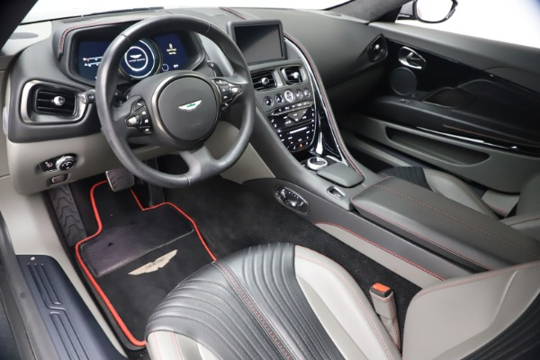 Used 2017 Aston Martin DB11 V12 for sale $149,900 at Maserati of Greenwich in Greenwich CT 06830 13