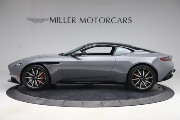 Used 2017 Aston Martin DB11 V12 for sale $149,900 at Maserati of Greenwich in Greenwich CT 06830 2