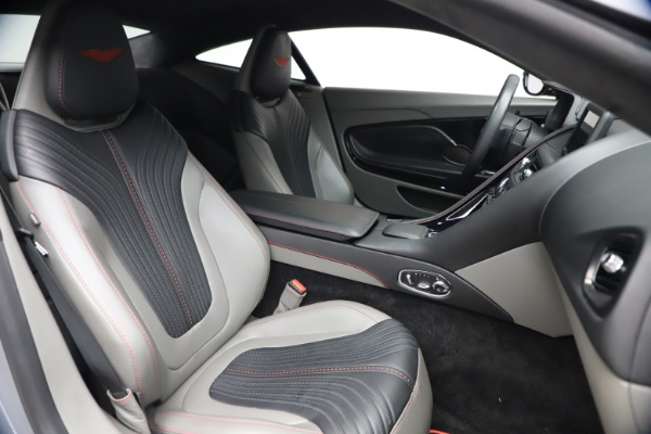Used 2017 Aston Martin DB11 V12 for sale $149,900 at Maserati of Greenwich in Greenwich CT 06830 20