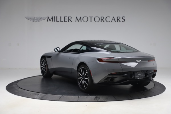 Used 2017 Aston Martin DB11 for sale $149,900 at Maserati of Greenwich in Greenwich CT 06830 4