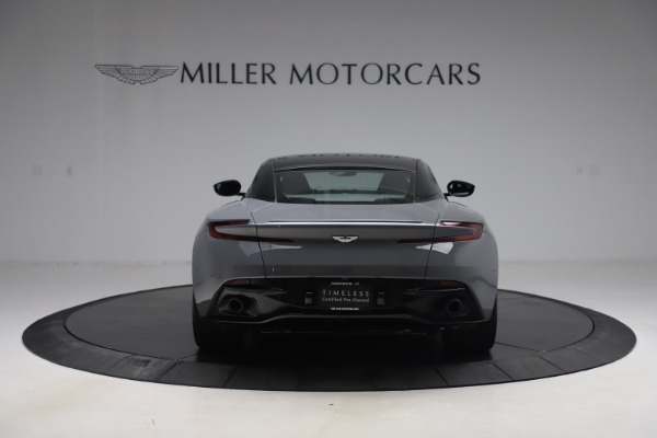 Used 2017 Aston Martin DB11 for sale $149,900 at Maserati of Greenwich in Greenwich CT 06830 5