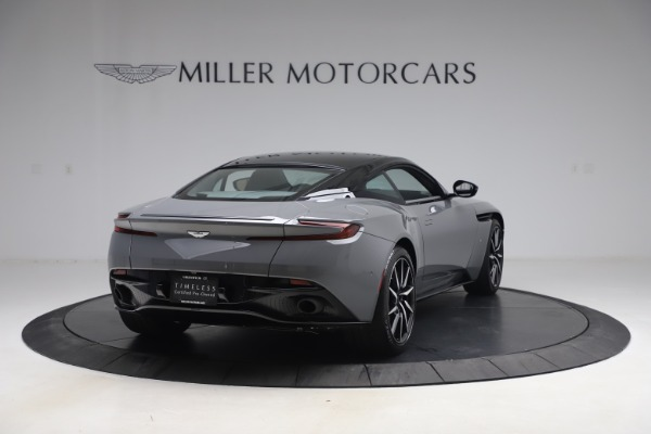 Used 2017 Aston Martin DB11 V12 for sale $149,900 at Maserati of Greenwich in Greenwich CT 06830 6
