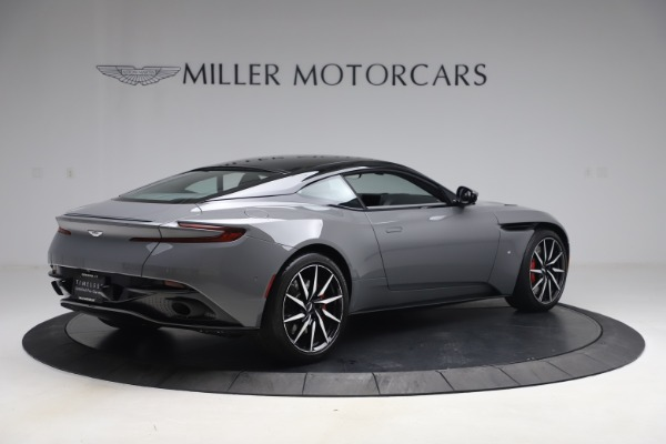 New 2017 Aston Martin DB11 for sale Sold at Maserati of Greenwich in Greenwich CT 06830 7