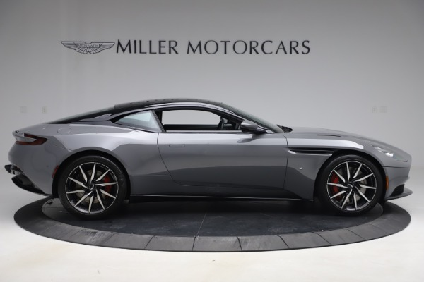 New 2017 Aston Martin DB11 for sale Sold at Maserati of Greenwich in Greenwich CT 06830 8