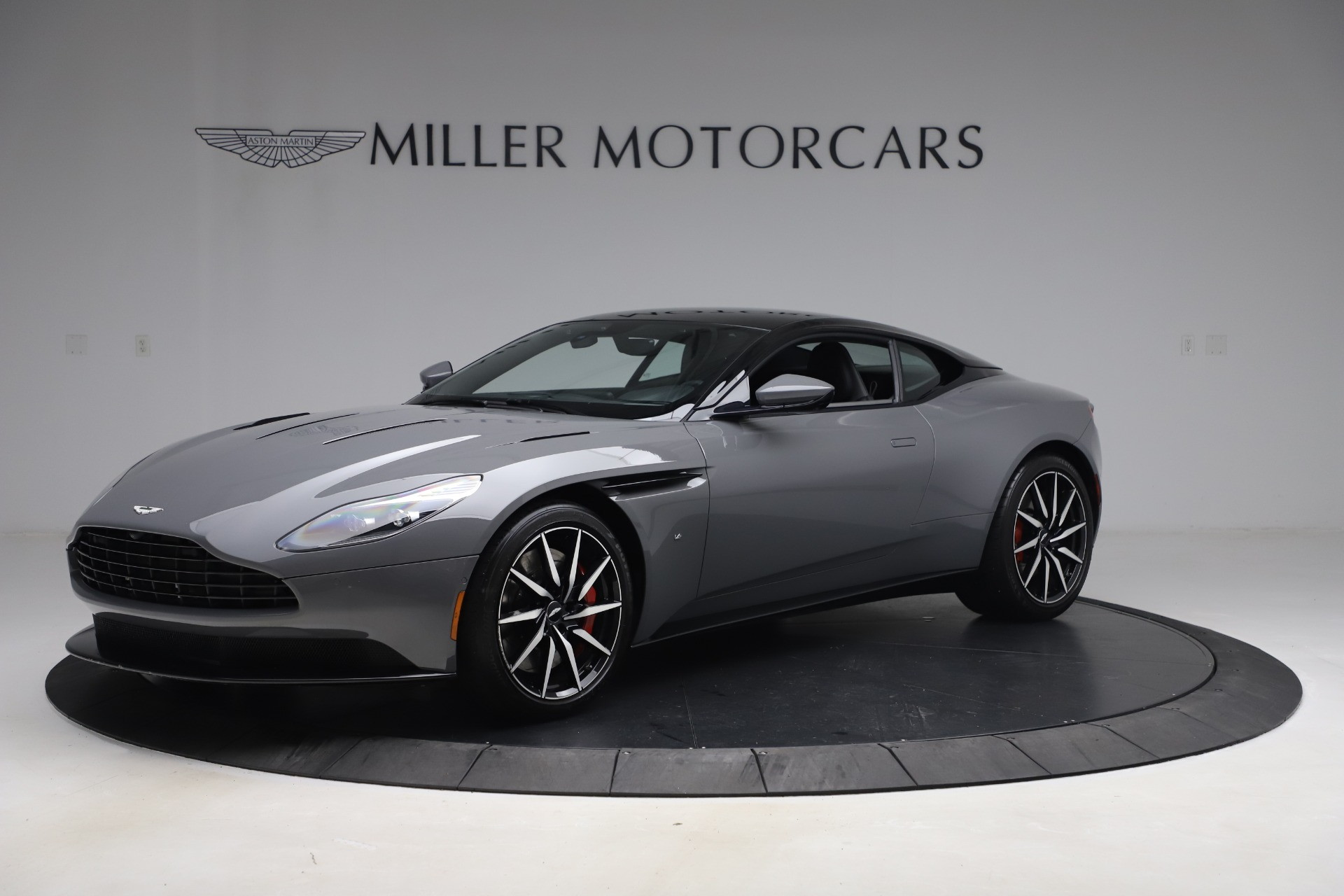 Used 2017 Aston Martin DB11 V12 for sale $149,900 at Maserati of Greenwich in Greenwich CT 06830 1