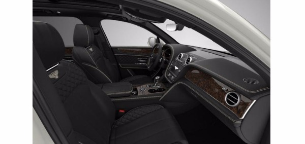 Used 2017 Bentley Bentayga W12 for sale Sold at Maserati of Greenwich in Greenwich CT 06830 6