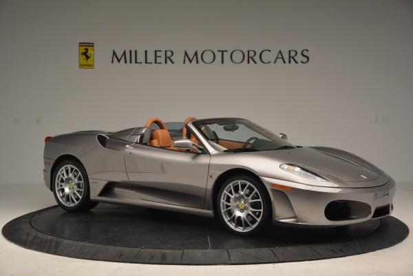 Used 2005 Ferrari F430 Spider 6-Speed Manual for sale Sold at Maserati of Greenwich in Greenwich CT 06830 10